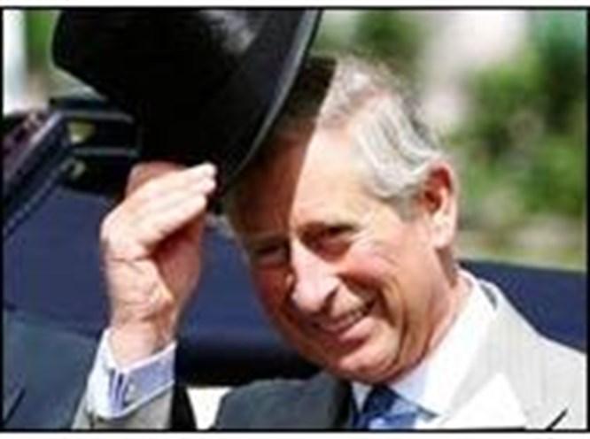 Charles servetine servet kattı